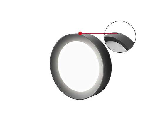 Photocell added attraction illustration